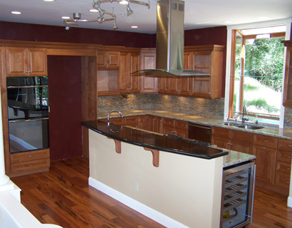 Residential contracting services