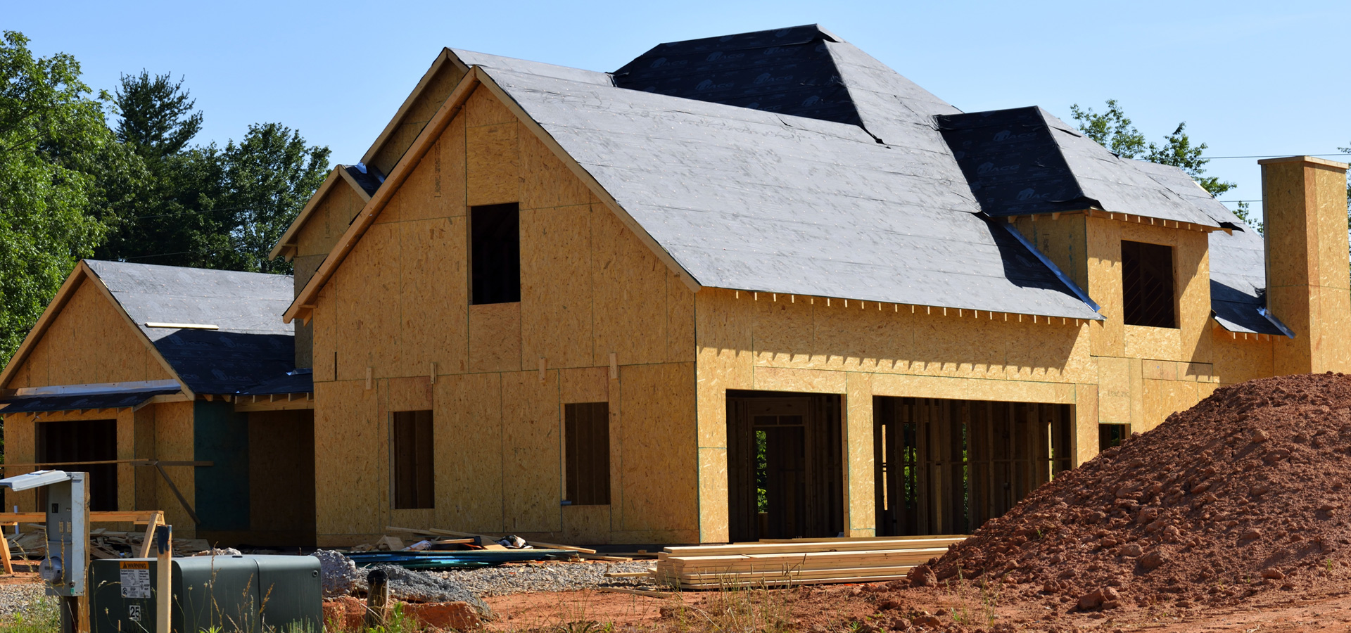 Rebuild your home after natural disasters